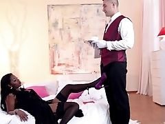 Ass, Black, Blowjob, Couple, Doggystyle, Fetish, Foot Fetish, Game, Hardcore, High Heels,