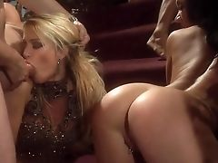 Alektra Blue, Ass, Babe, Big Tits, Blonde, Brunette, Bukkake, Cumshot, Facial, Ffmm,