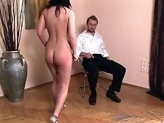 BDSM, Cute, Fetish, Honey Lovely, Naughty, Neighbor, Slap, Smoking, Spanking,