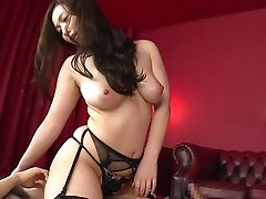 Big Tits, Couple, Dick, Game, Japanese, Natural Tits,