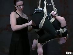 BDSM, Blonde, Bondage, Femdom, Fetish, Force, Mistress, Torture,