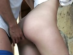 Babe, Blowjob, Bold, Boobless, Brunette, Couple, Cowgirl, Cumshot, Hardcore, Missionary,