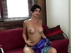 Bold, Hairy, Mature, Rubbing, Short Haired, Wife,