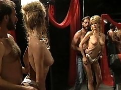 Big Cock, Blonde, Couple, Hardcore, High Heels, Long Hair, Missionary, Natural Tits, Sexy,