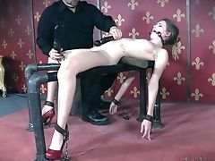 Ashley Lane, Bdsm, Bondage, Masturbatie, Poesje, Ruw,