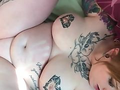 Amateur, BBW, Big Black Cock, Creampie, Group Sex, Homemade, Pawg, Pussy, Rough, Tattoo,