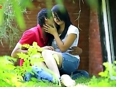 Captive, Indian, Outdoor, Park, Romantic, Softcore,