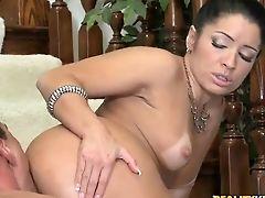 Anal Sex, Blowjob, Bold, Brazilian, Cunnilingus, Ethnic, HD, Latina, Monica Santhiago,