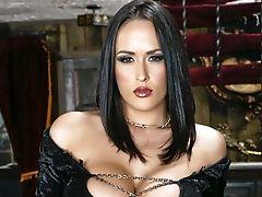 Angelina Valentine, Big Tits, Boots, Bukkake, Carmella Bing, Facial, Ffmm, Group Sex, Master, Nikki Benz,