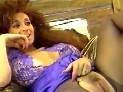 Big Tits, Juicy, Licking, MILF, Pantyhose, Pussy, Retro, Vintage, Young,