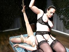 BDSM, Chanel Preston, Fetish, Lesbian,