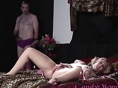 Ass, Big Cock, Black, Blonde, Blowjob, Candy Monroe, Cowgirl, Doggystyle, Fetish, Hardcore,