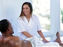 Couple, Hardcore, Interracial, Massage,