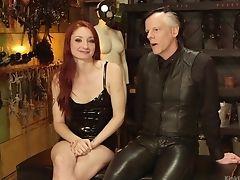 BDSM, Fetish, Friend, Kinky, Violet Monroe, Worship,