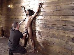 Ana Foxxx, BDSM, Bondage, Dildo, Fetish, Hardcore, Torture,