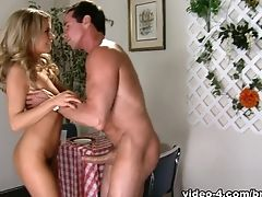 Big Ass, Big Tits, Blonde, Bree Olson, Hairy, Peter North, Pornstar,