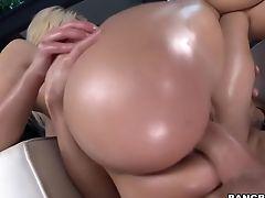 Anikka Albrite, Ass, Blonde, Hardcore, HD, Mistress,