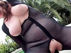 Babe, Big Tits, Black, Dildo, European, Fucking, HD, Huge Dildo, Jerking, Masturbation,