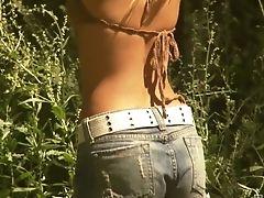 Amazing, Ass, Beauty, Big Tits, Bikini, Blonde, Blowjob, Boobless, Cassie Courtland, Cumshot,