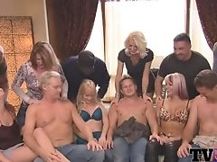 Blonde, Cute, Female Friendly, Orgy, Pussy, Reality, Softcore, Swinger, Wife,