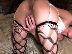 Anal Sex, Ass, Brunette, Sex Toys,
