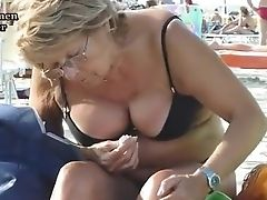 Amateur, Big Tits, Outdoor, Public, Softcore,