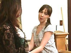 Beauty, Big Tits, Boobless, Brunette, Dirty, Fingering, Hairy, HD, Lesbian, Lingerie,