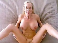 Big Tits, Blonde, Blowjob, Cowgirl, Cute, Dick, Doggystyle, Handjob, Hardcore, Jeans,