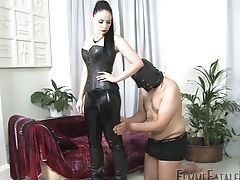 Ballbusting, BDSM, Femdom, Fetish, Latex, Mistress, Rough, Submissive,