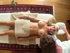 Big Tits, Blonde, Hardcore, HD, Massage, MILF,