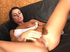 Blowjob, Bold, Brunette, Dick, Fingering, Hardcore, Oral Sex, Riding, Sexy,