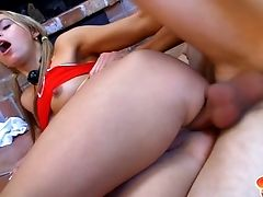 Anal Sex, Ass, Babe, Beauty, Blonde, Blowjob, Bondage, Boobless, Cowgirl, Creampie,