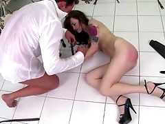 Anal Sex, Ass, Brutal, Clamp, Domination, HD, Helpless, Moaning, Pain, Rough,