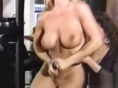 Big Ass, Big Tits, Classic, Dildo, Fucking, Hardcore, Lesbian, Retro, Sex Toys, Sexy,