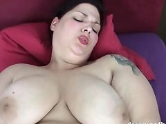 BBW, German, Moaning,