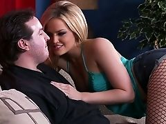 Alexis Texas, American, Ass, Blonde, Blowjob, Couch, Gorgeous, MILF, Pornstar, Rough,