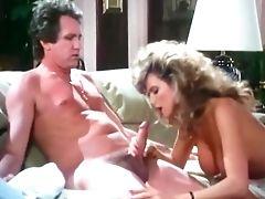 Big Tits, Classic, Cumshot, Hairy, MILF, Retro, Tracey Adams, Vintage,