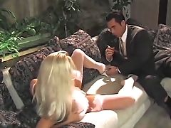 Anal Sex, Big Cock, Big Tits, Blonde, Classic, Outdoor, Retro, Stockings, Vintage,