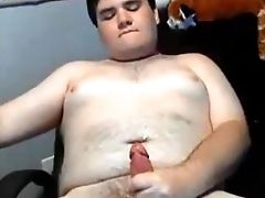 Bear, Big Cock, Masturbation, Mature,
