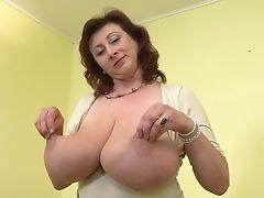 Amateur, Jana P, Licking, Mature, Redhead,