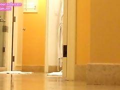 Ass, Bathroom, Captive, Hidden Cam, Hotel, MILF, Naughty, Pretty,