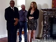 Big Ass, Big Tits, Cuckold, Cunnilingus, Horny, Interracial, Julia Ann, MILF, Pornstar, Sean Michaels,