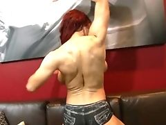 Babe, Big Tits, Bodybuilder, Curly, Female Orgasm, Freckled, Ginger, Mature, MILF, Model,