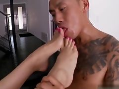Big Tits, Doggystyle, Ethnic, Feet, Foot Fetish, Fucking, MILF,