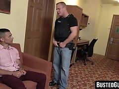 BDSM, Big Cock, Blowjob, Deepthroat, Handcuffed, HD, Twink, Young,