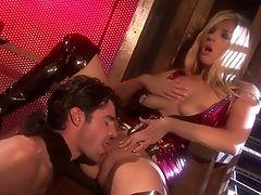 BDSM, Blonde, Femdom, Fetish, Jordan Kingsley, Kinky, Pussy, Submissive,