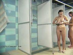Compilation, Hidden Cam, Public, Shower, Voyeur,
