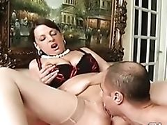 Babe, Bisexual, Blowjob, Bold, Hardcore, Shaved Pussy, Threesome,