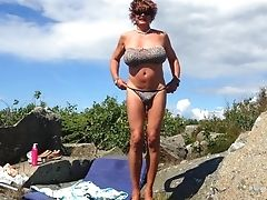 Bikini, Outdoor, Swedish,