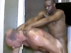 Bareback, Big Cock, Black, Interracial, Muscular, Rough,